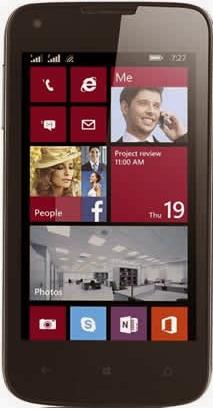 Prestigio MultiPhone 8400 Duo Windows