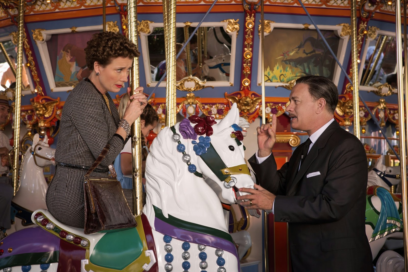 saving mr banks, recensione, walt disney, cinema