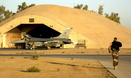 Angkatan Udara AS Keluarkan Dana $ 272.000.000 Untuk Perbaiki Lapangan Terbang ini