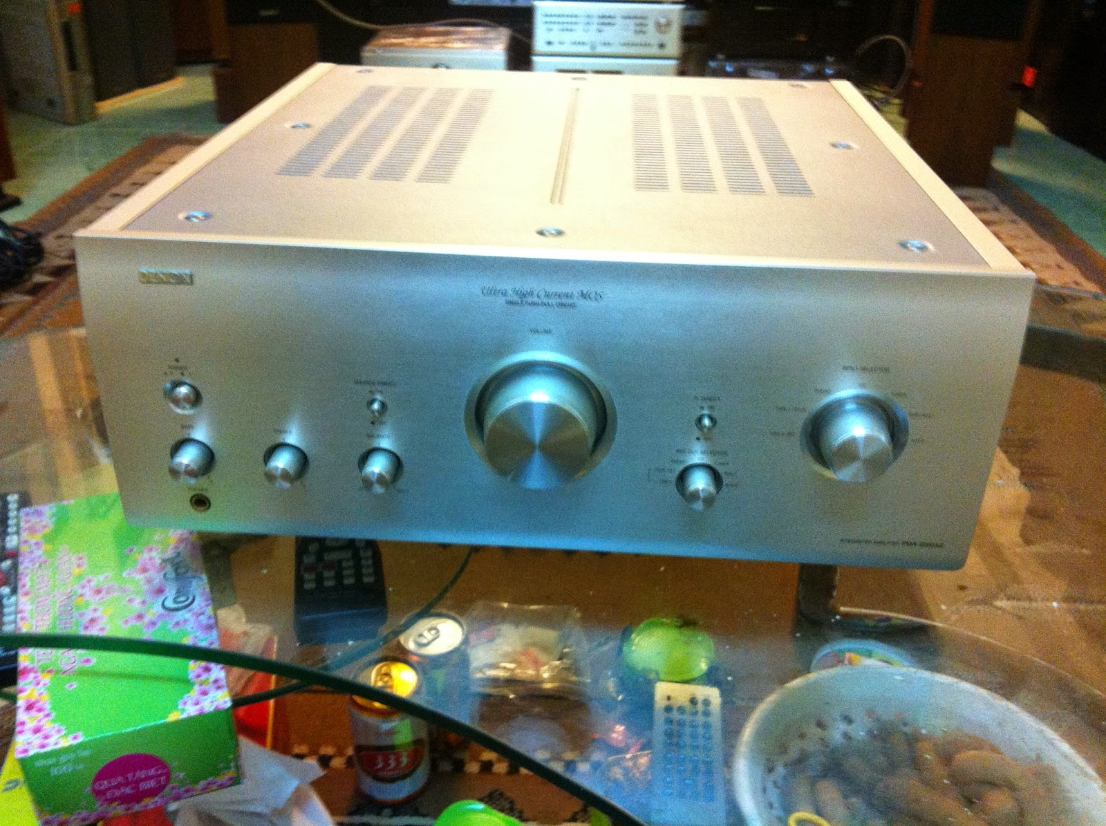 Amply Denon 2000 AE - Made in Japan