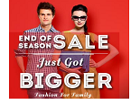 Myntra: Extra Flat 40% OFF On 7K+ Products   Buy 2 Product & Get 50% OFF