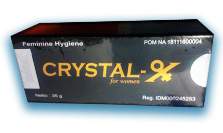 Crystal X | natural Crystal X | Crystal X For Women