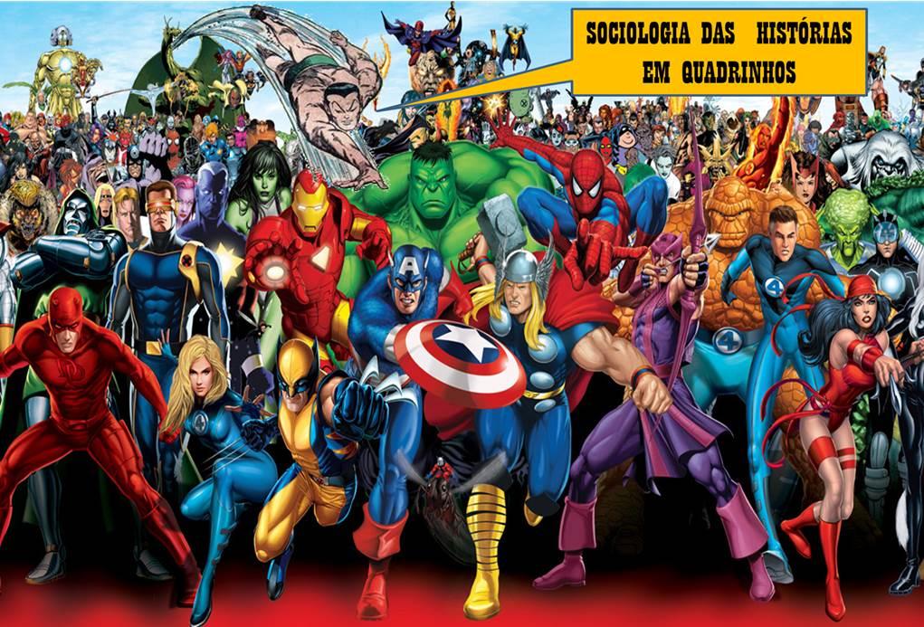 Sociologia das Histórias em Quadrinhos