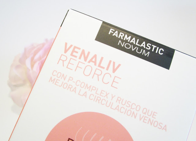 Venaliv reforce piernas cansadas y varices