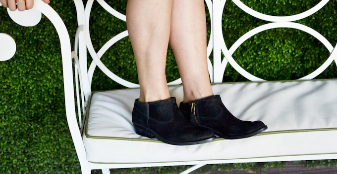 Anine Bing Ankle Boots blogger outfit