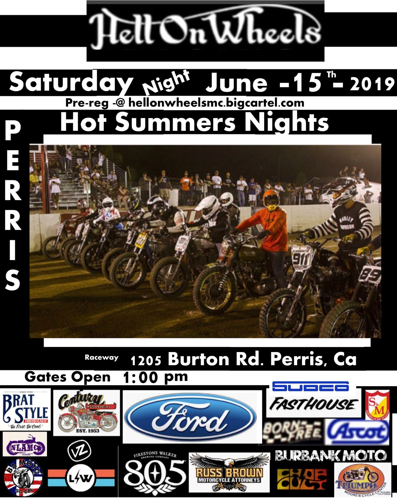 Hot Summers Nights Dirt Track Races