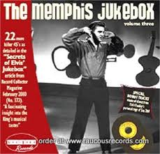 Capa do álbum The Memphis Jukebox Volume 3