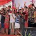 Musibah, azan dikumandangkan iringi lagu gereja di perayaaan Natal Bersama Nasional