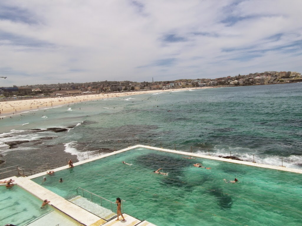 Iceberg's Pool, Bondi Beach
