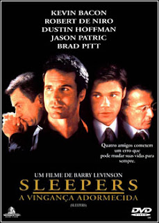 Download - Sleepers - A Vingança Adormecida DVDRip - AVI - Dual Áudio