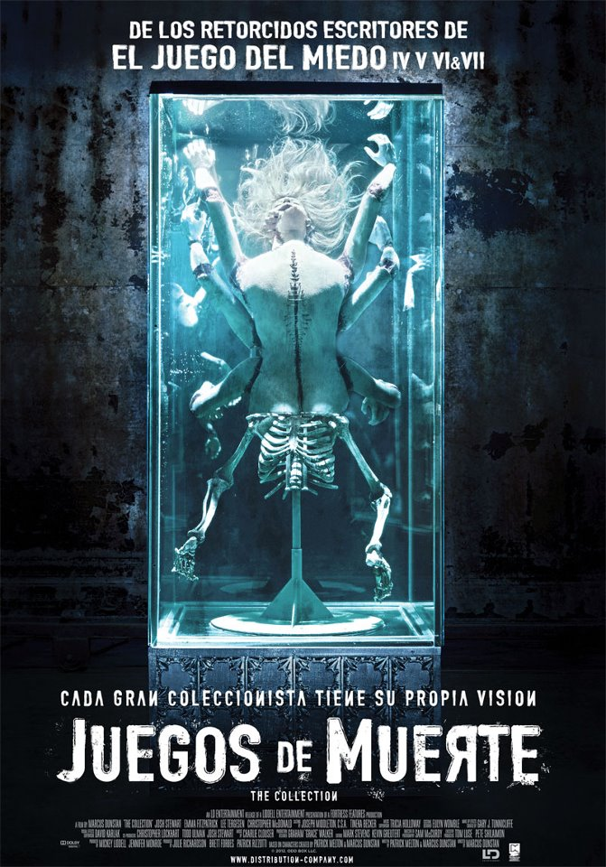 Juegos de Muerte (The Collection) (2012) – Subtitulada Online