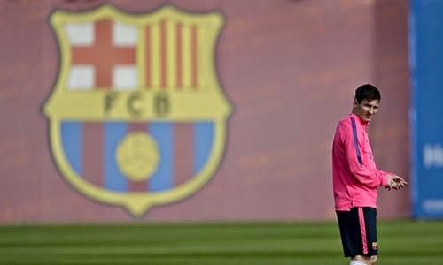 Lionel Messi Meninggalkan Spanyol Atas Ancaman Penjara Pajak