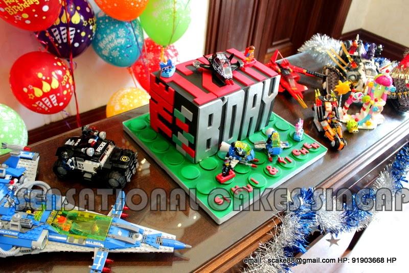 Bob The Builder Cake Topper Singapore