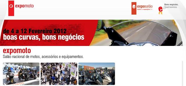 Feira EXPOMOTO Portugal 2012