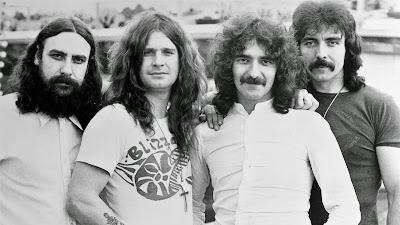 black sabbath - band - 1970