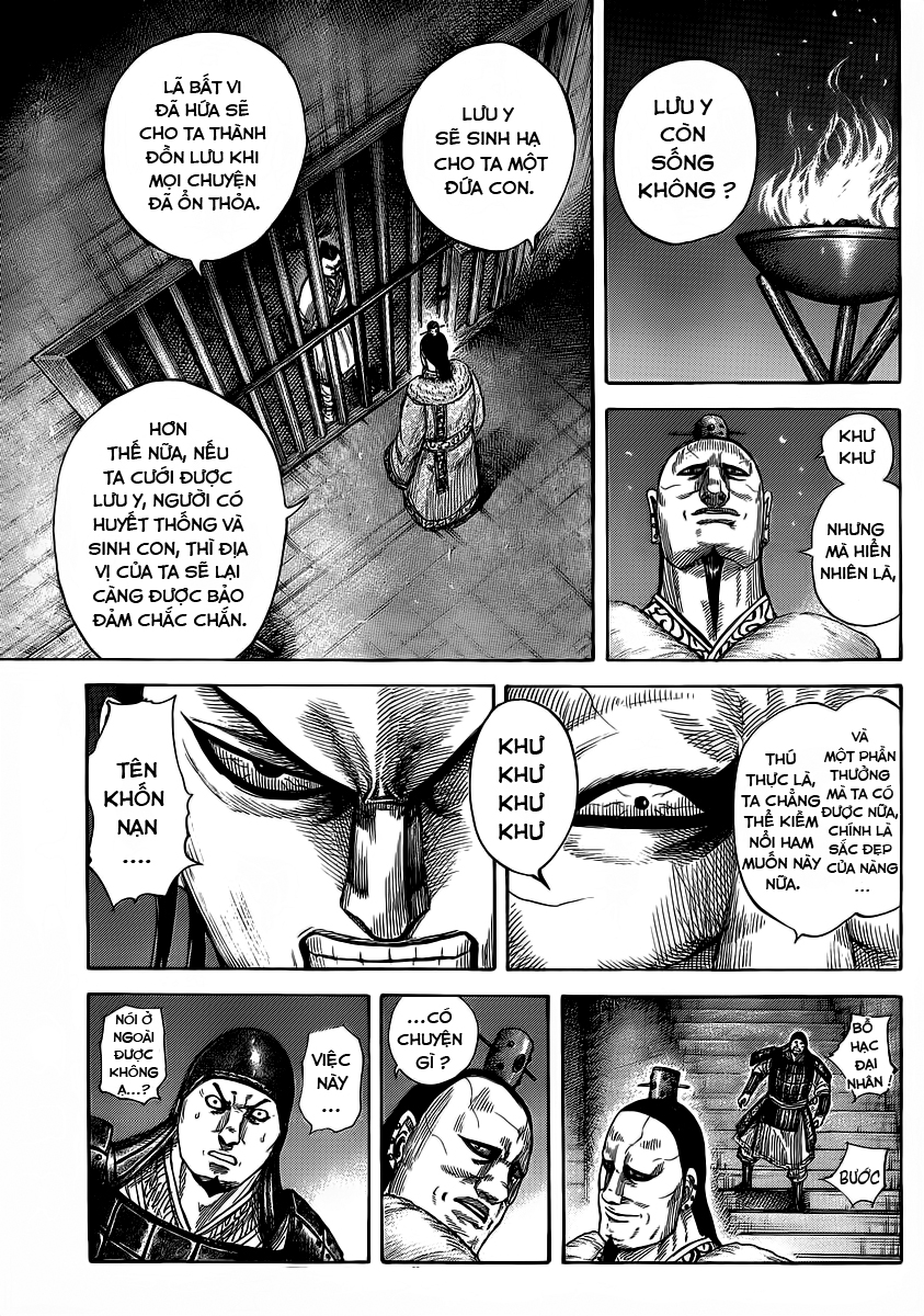 Kingdom – Vương Giả Thiên Hạ (Tổng Hợp) chap 374 page 6 - IZTruyenTranh.com