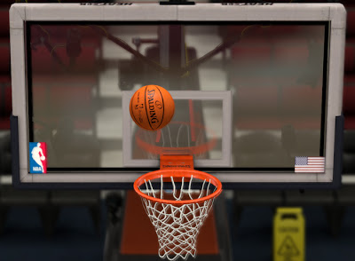 NBA 2K13 HD Ball Mod