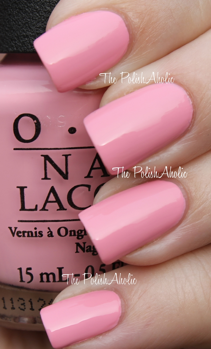 The PolishAholic: OPI Nicki Minaj Collection Swatches!