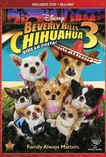 Una Chihuahua De Beverly Hills 3 &#8211; DVDRIP LATINO