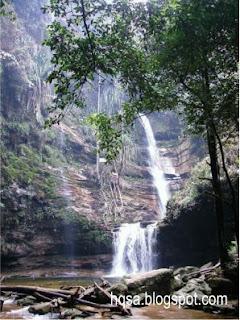 Waterfall Aek Martua