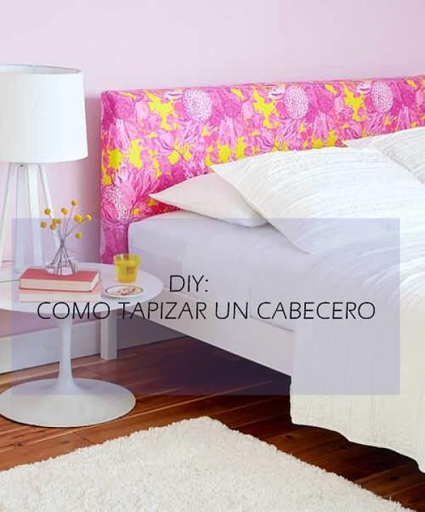 Tapizar sillas en ganchillo decoracion - Tapizar un cabecero de cama ...