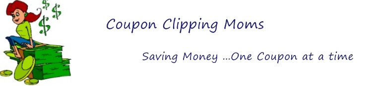 Coupon Clipping Moms
