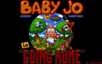 Baby Jo in Going Home