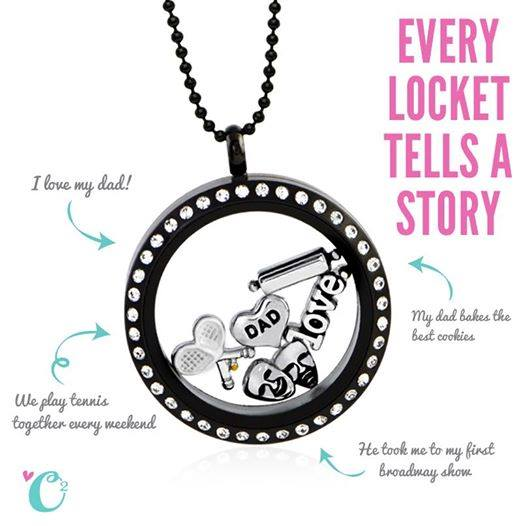Origami Owl Living Locket About Your Dad Origami Owl At Storied Charms