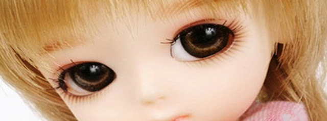 Beautiful Doll Eyes