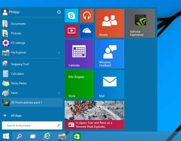 how to reenable start menu in windows 7 that disappeared