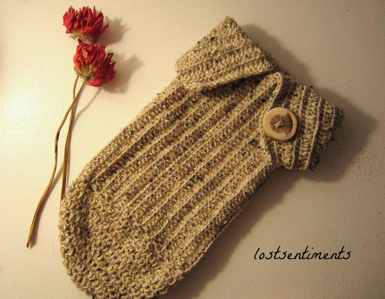 lostsentiments: Finished Crochet Baby Cocoon