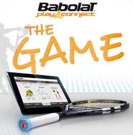 BABOLAT   EL TENIS DEL FUTURO.. PLAY AND CONNECT