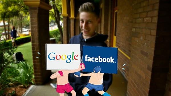 لماذا يتنافس الفيسبوك وجوجل على شاب لا يتجاوز عمره 15 عاما !