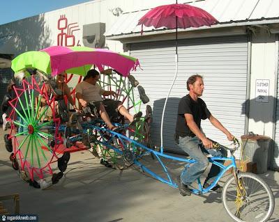 Photos drôles et incroyables Transport - Vélo v17 - Des milliers de photos drôles et insolites
