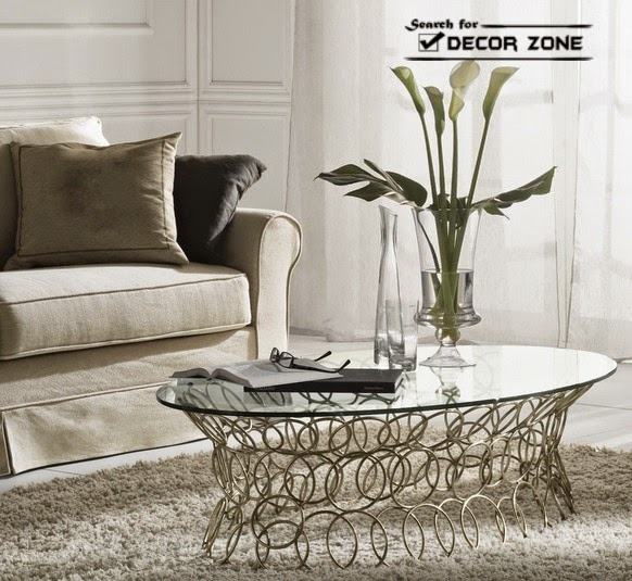 25 Coffee Table Design Ideas For Modern Living Room
