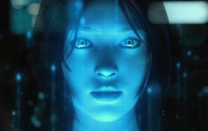 Assistente Cortana, além de bem humorada, é inteligente