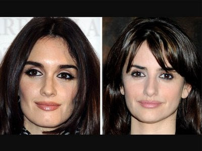 Compare paz vega and penelope cruz