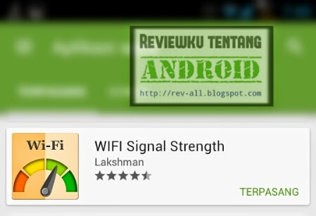 Ikon aplikasi WIFI SIGNAL STRENGTH - ketahui kekuatan sinyal wifi android (rev-all.blogspot.com)