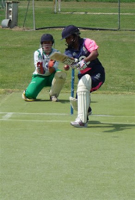 Cricket Femminile 2012