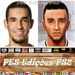 Nabil Bentaleb (Tottenham Hotspur) e Argélia PES PS2