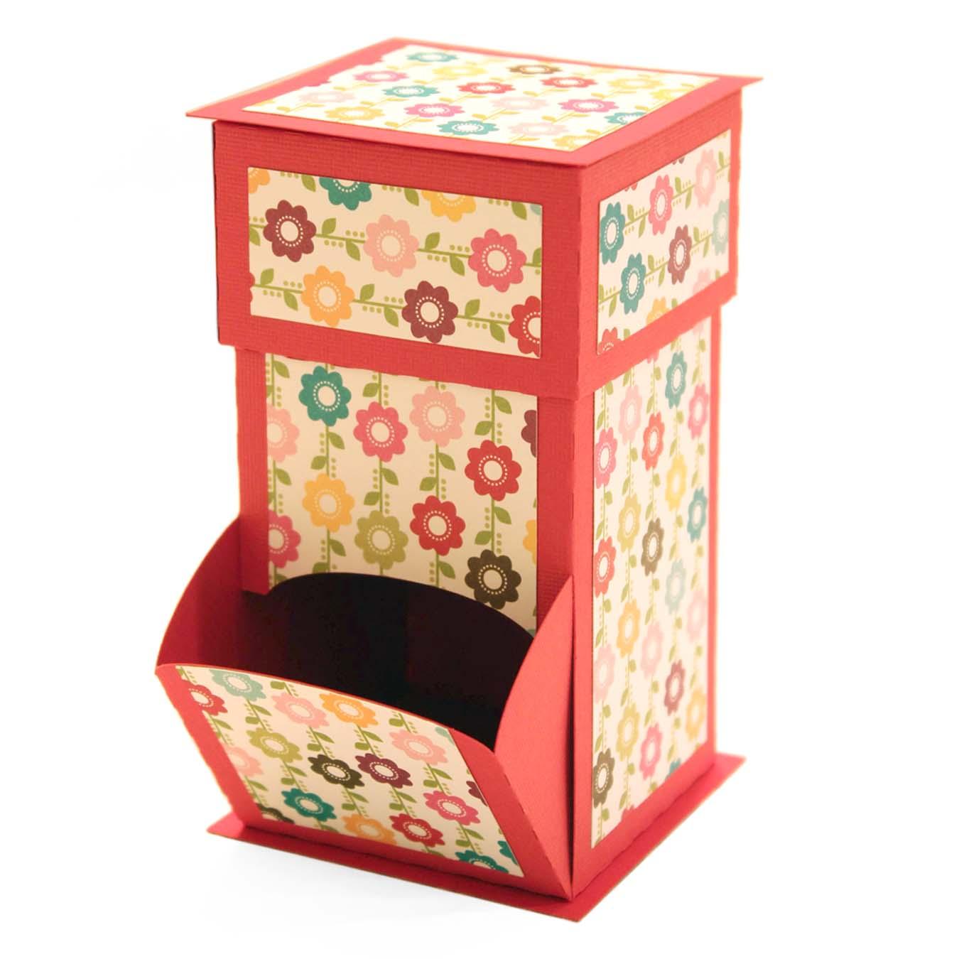 3 under 3 and more candy dispenser tutorial. Black Bedroom Furniture Sets. Home Design Ideas