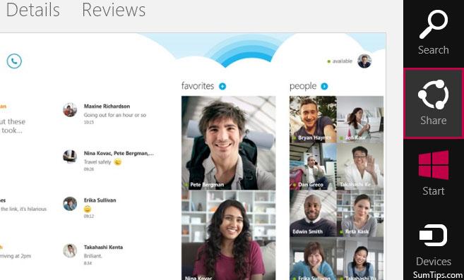 Windows Store App Link 1