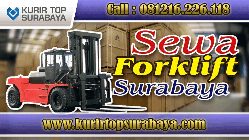 Jasa Sewa Forklift Surabaya