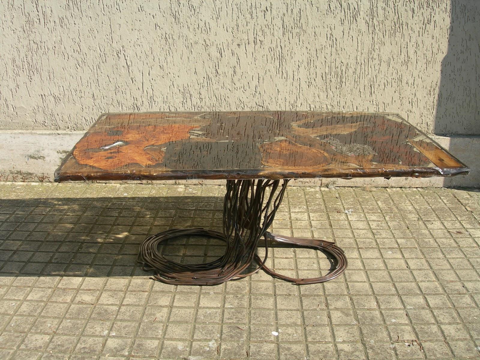 Resine noisedesign tavoli e arredi for Arredi bar usati