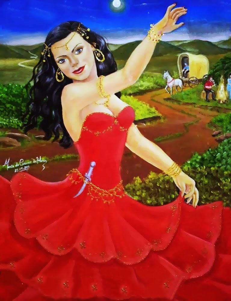 Cigana da Estrada