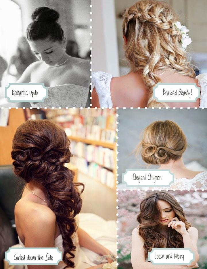 Fashion Celebrity Hairstyles: Summer Wedding Hairstyles