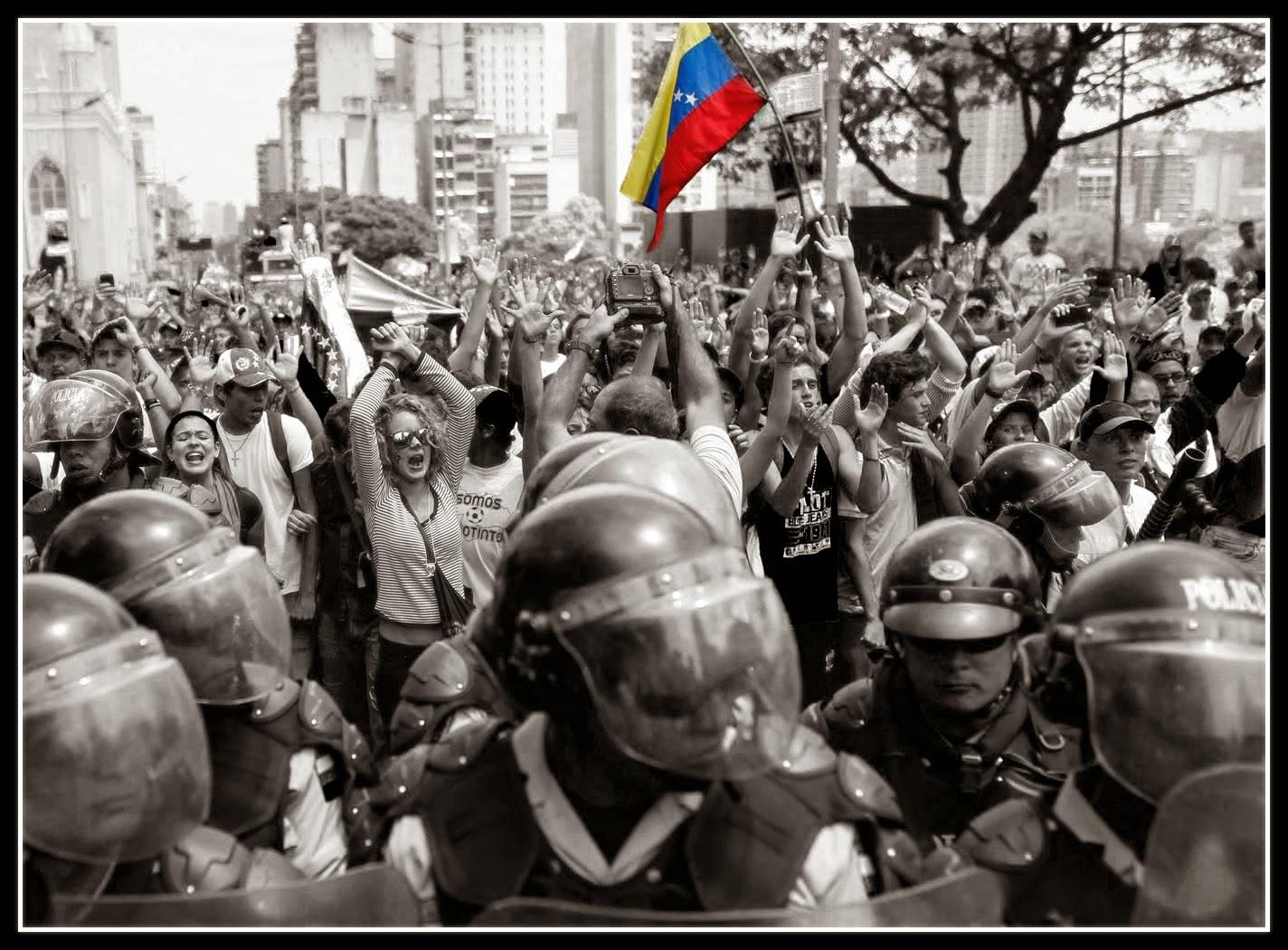 Venezolano que opina vale por 2