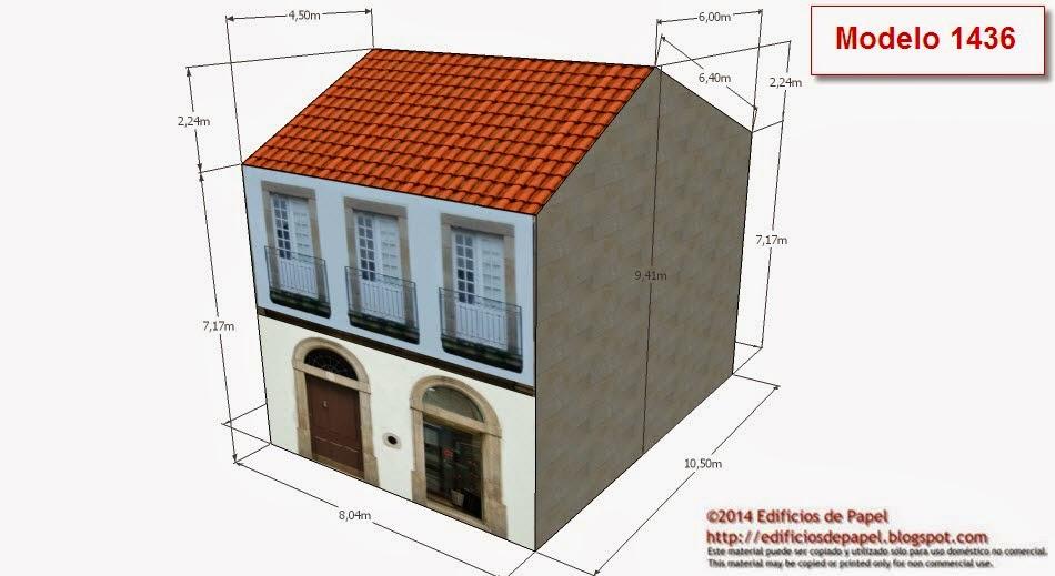 ©2014 Edificios de Papel - Model no 1436