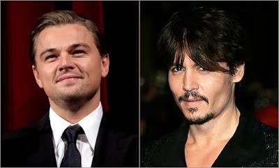 Flash of Celebrity - Leonardo DiCaprio VS Johnny Depp