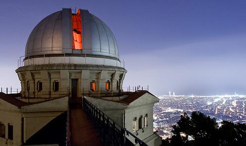 Observatorio Fabra de Barcelona